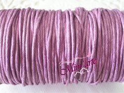 Cotton Yarn 2mm LILAC