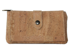 Big Woman´s Wallet - Natural Cork