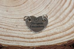 "Connector Steel Heart Recording ""Obrigado Educadora"" (unit)"