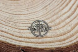 Connector Steel Tree of Life 16mm (unit)