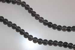 Precious Stone Accounts 6mm GREY
