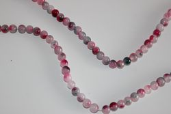 Precious Stone Accounts 5mm MIX PINK