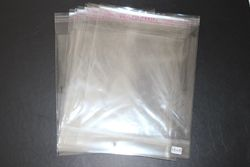 Bag with Adhesive Closure 13x18cm (50 units)