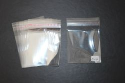 Bag with Adhesive Closure 5x7cm (50 units)