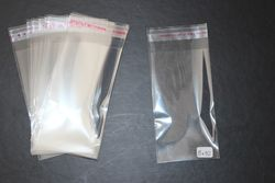 Bag with Adhesive Closure 5x10cm (50 units)